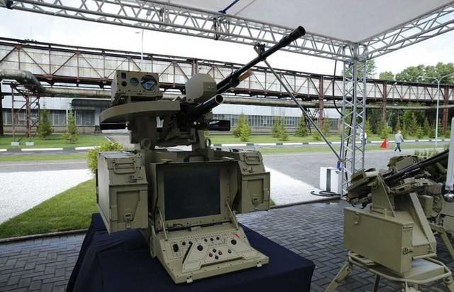 未来战争无人参与 智能AK-47能自动开火