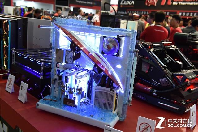 Computex2016:台北10大MOD水冷机曝光