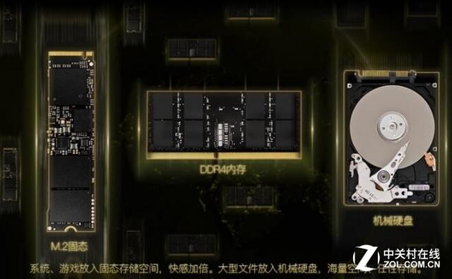 搭载512G高速固态 炫龙开启高速新时代