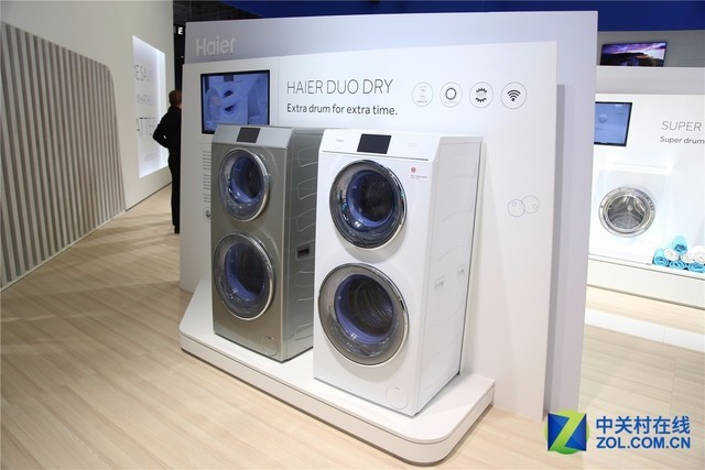 IFA值得被记住的冰洗家电产品少不了这5款