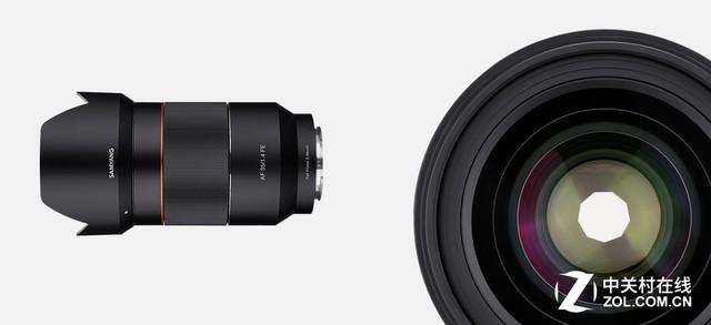 FE口新选择 三阳发布FE 35mm f/1.4 AF