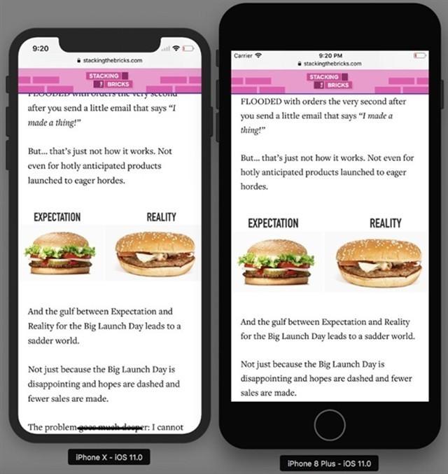 苹果为iOS 11.2带来全新WebKit API:让网站为iPhone X特别优化