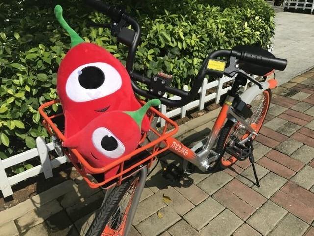 共享单车竞争激烈 小辣椒看好摩拜