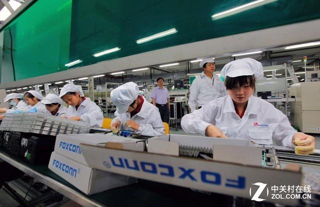 富士康美国建厂:员工平均年薪5万美元