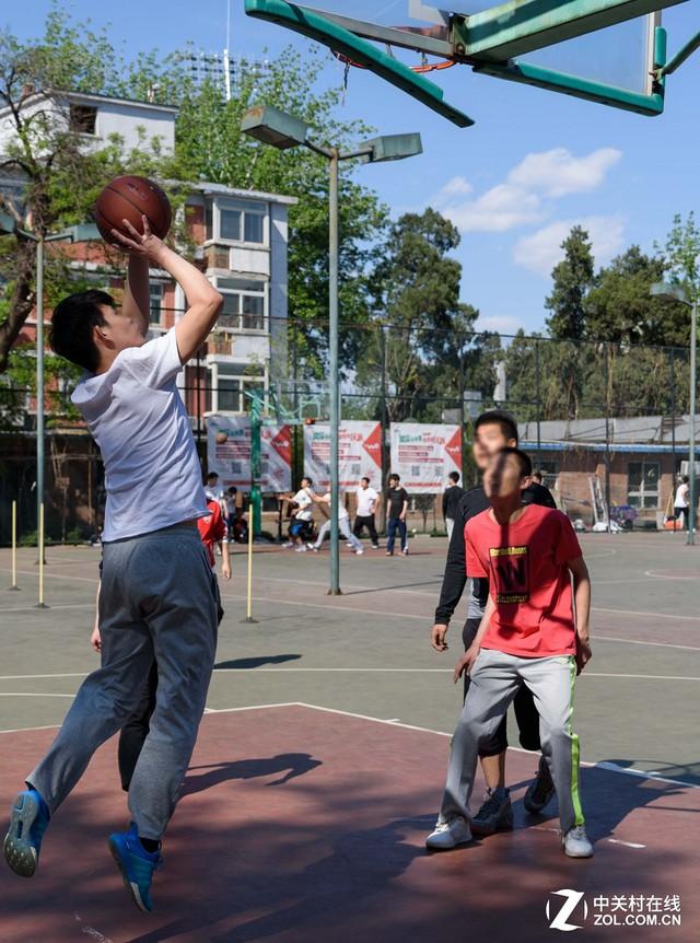 李宁智能篮球评测