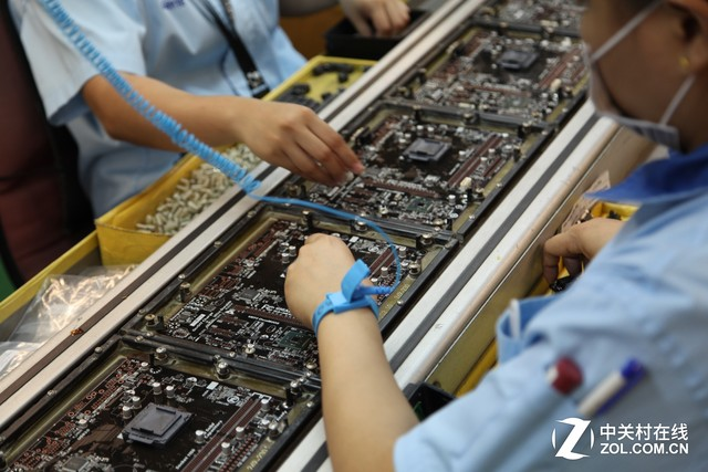 工厂作业指�9.i_技嘉工厂探秘 超耐久主板是怎样诞生的