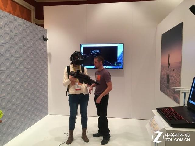 仿真枪打气球犯法 那我们就在VR中尽情射击