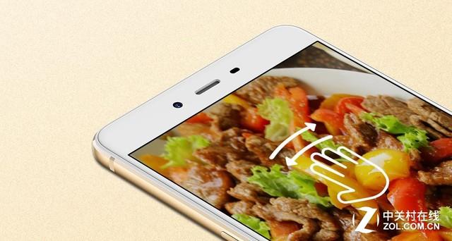 实力与颜值担当 朵唯A6手机全面评测