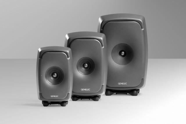 小型工作环境中近场聆听的需求,又保留能同轴三分频音箱在设计上无可