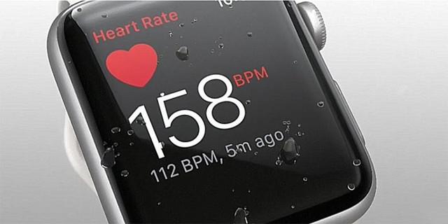 小米刚超Fitbit 又被苹果压至穿戴第二