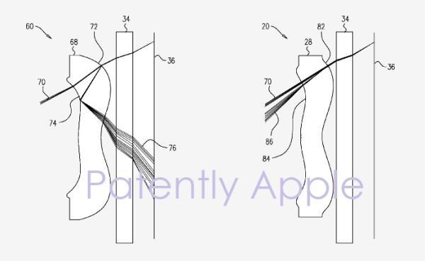 苹果申请了这种镜头专利 竟有夜视功能