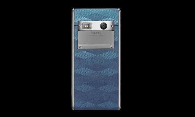 支持无线充电 Vertu发布新款安卓智能机