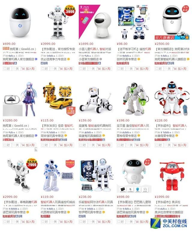 机器人选题