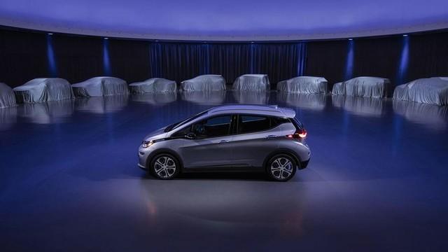 应对不同市场 2030年前通用发20款电动车