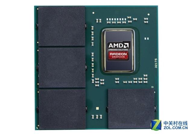 能耗比提升2倍 AMD发布全新嵌入式GPU