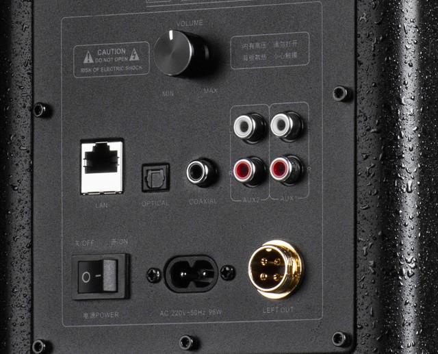 智能听音妙趣 惠威科技T200MKII评测