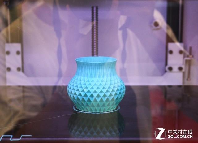 3D打印制霸全场 ChinaJoy最亮眼竟是它