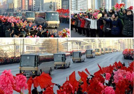 朝鲜氢弹试验成功
