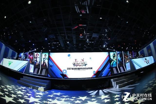 LSPL官方赛场 上海666电竞馆——雷柏游戏进驻