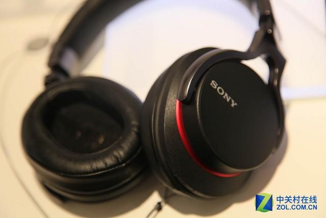 IFA2015 Sony发布多款耳机播放器产品