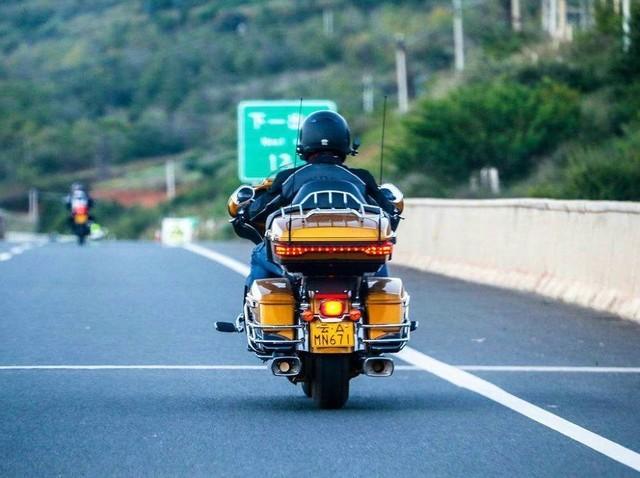 《出行有料》摩托车高速
