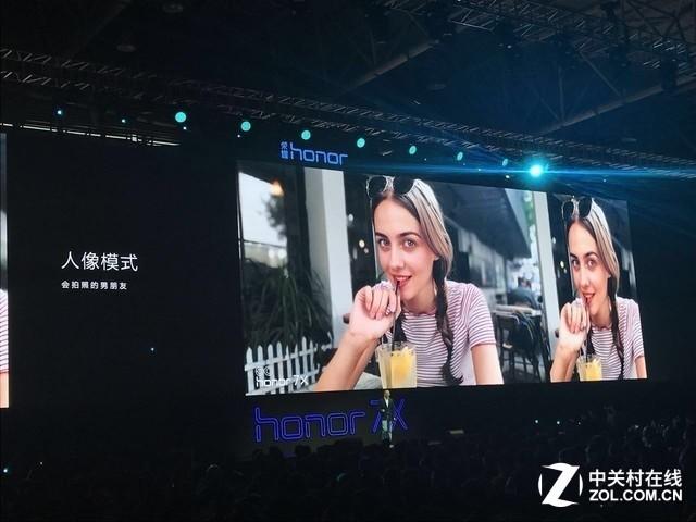 全面屏荣耀畅玩7X发布 售价