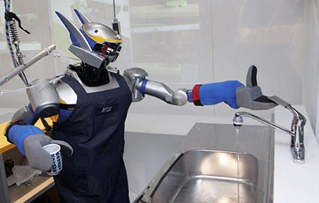 MIT:机器人刷碗也可以如此的智能