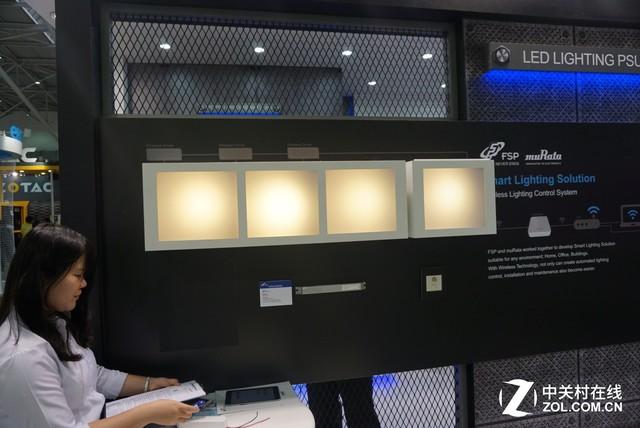 专业亲民兼具 全汉新品亮相台北电脑展