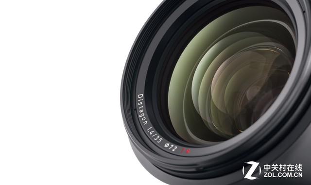 蔡司正式发布Milvus 35mm f/1.4镜头