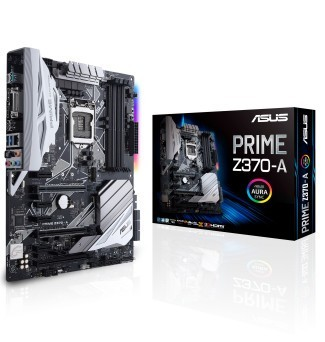 评价返200元!华硕PRIME Z370-A主板京东开售