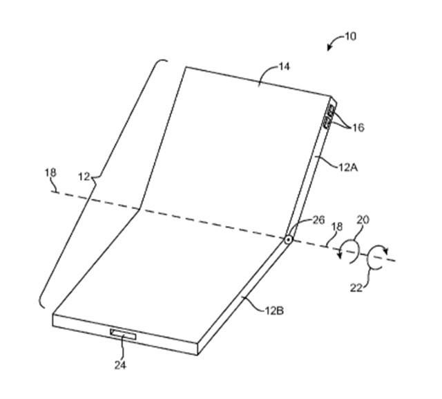 传苹果开始研发折叠屏iPhone:LG前来搭伙