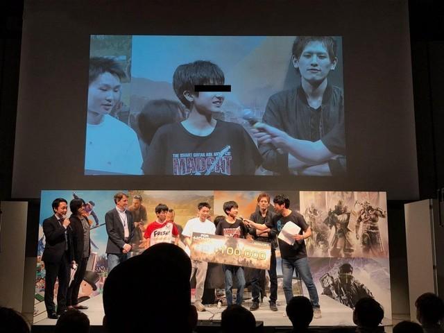 未成年玩家获日本评级Z级游戏冠军