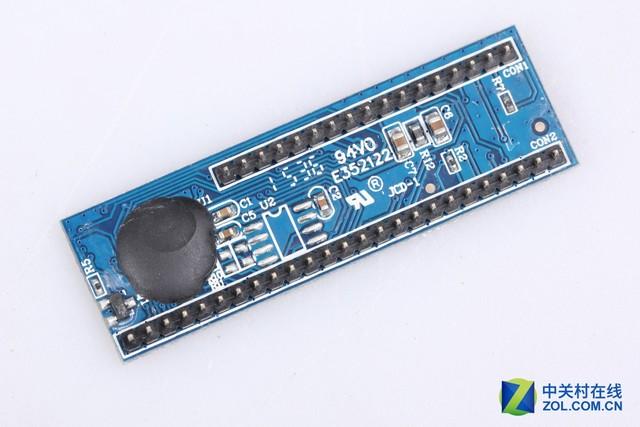 """很多在设计时本该出现在电路板上的元件,全部被""""节省""""掉了,最严重的当"""