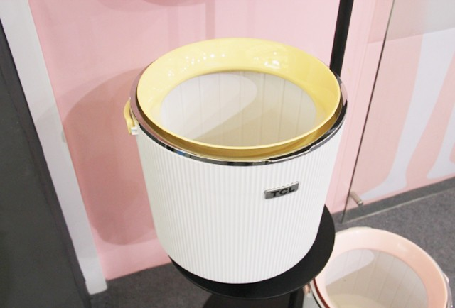 免污洗+桶中桶!TCL洗衣机带来全新洗衣体验