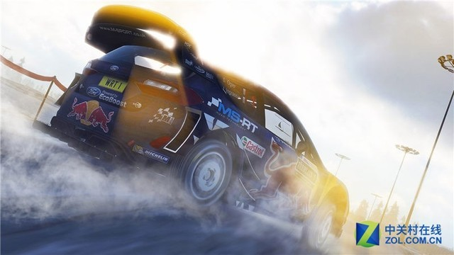 《尘埃》外新选择《WRC 7》售价亲民有中文