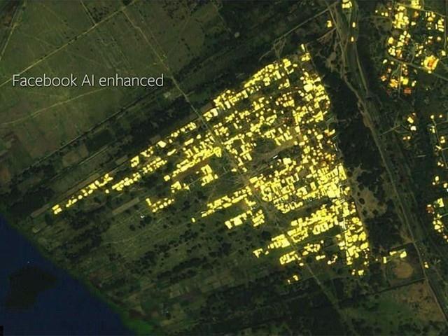 AI数字地图 要把不同地区的人连接起来