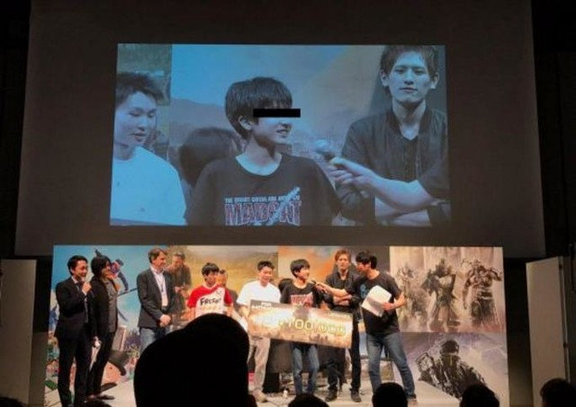 日本15岁玩家获18禁游戏冠军 主办方致歉