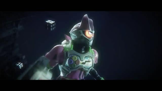 PS4独占《假面骑士:巅峰战士》公布