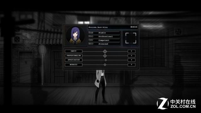 SE社冒险新作《东京暗影》上线Steam