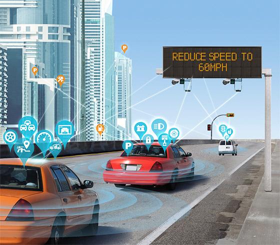汽车联网也需要接入以太网连接