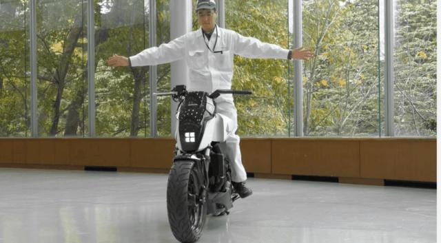 自动平衡电动车