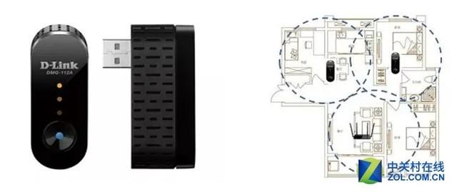顶级信号覆盖 Link全新WiFi信号放大器 网络设备无线网络和技术图片