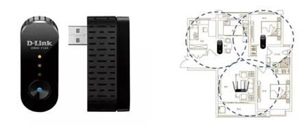 D-Link推出全新WiFi信号放大器