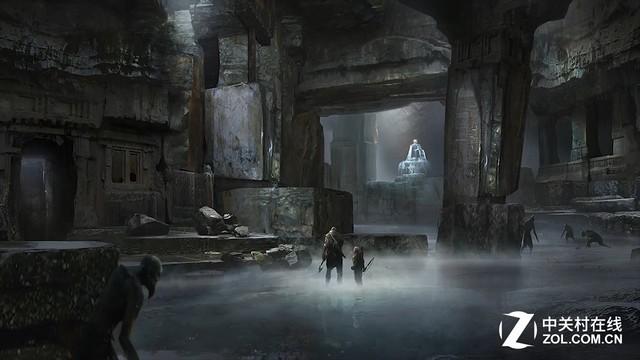 《战神》新作公布 游戏有三种派系神族