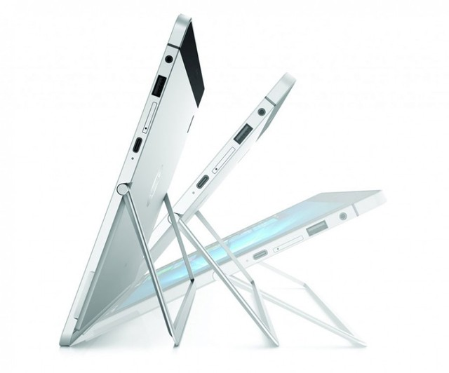 厚度8.1毫米 惠普发布Elite X2变形本