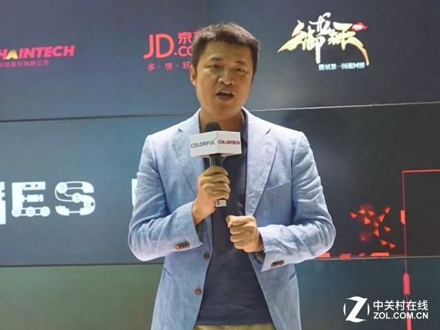 七彩虹罗威:企业级客户对GPU需求猛增