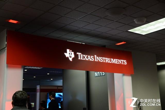 致力于微投市场 TI携多款芯片亮相CES