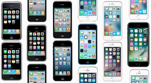 憋屈了几年 2017苹果或让iPhone放大招