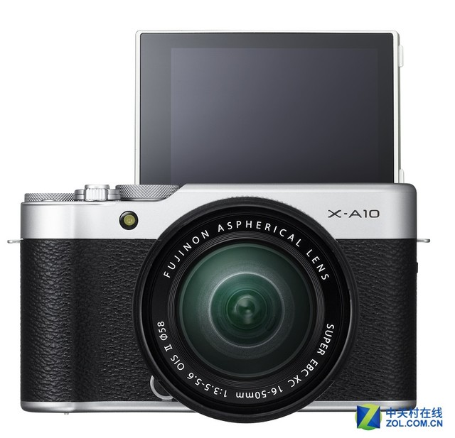 X系列新成员 富士发布便携式无反X-A10