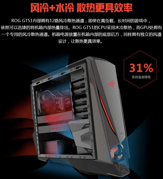 燃出新境界 ROG GT51畅行电竞游戏巨作